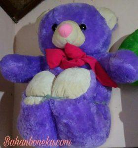 Teddy Bear- Bahan Rasfur