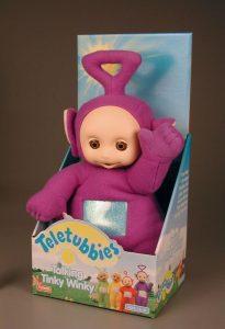 Boneka Karakter Tinky Winky