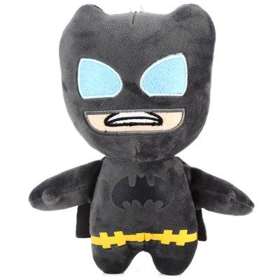 Membuat Boneka Batman dari Kain Velboa