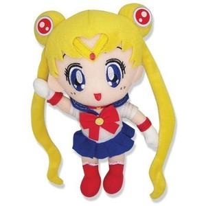 Membuat Boneka Sailor Moon dari Kain Velboa