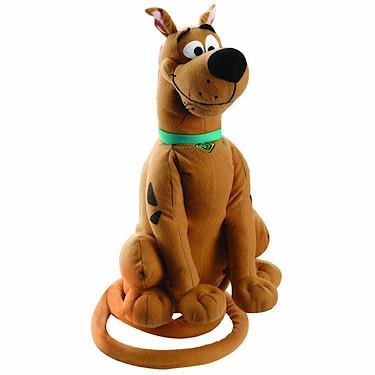 Membuat Boneka Scooby Doo dari Kain Velboa