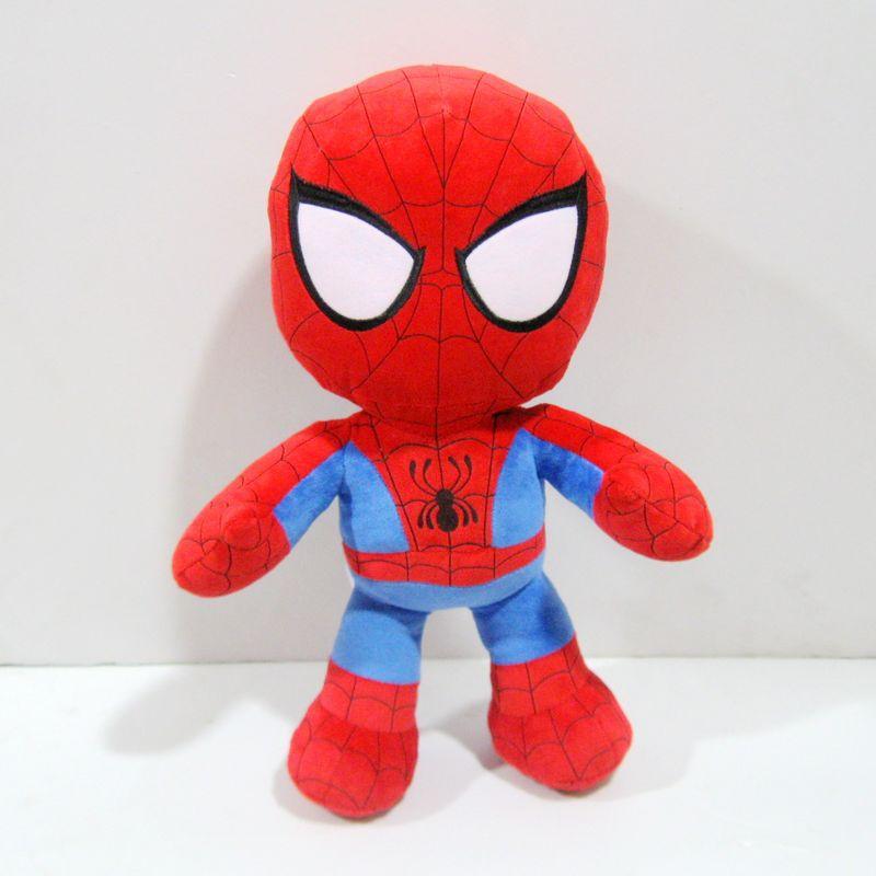 Membuat Boneka Spider Man Dari Kain Velboa