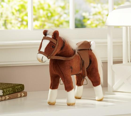 Membuat Boneka Karakter Kuda Dari Kain Velboa