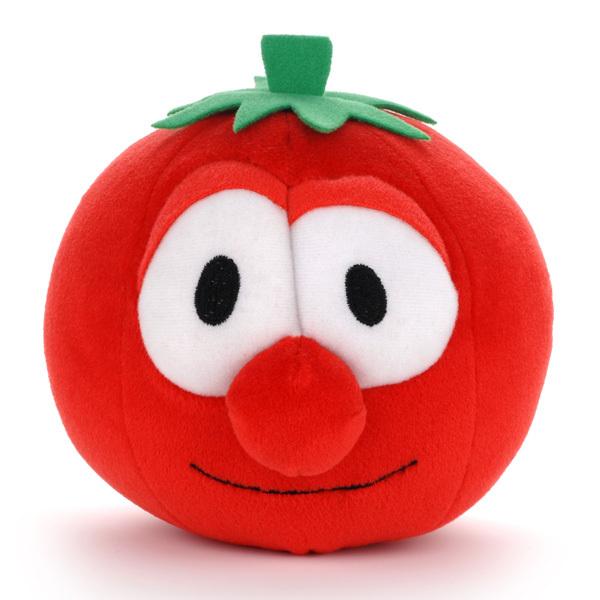 Membuat Boneka Karakter Tomat Dari Kain Velboa Toko Kain Velboa
