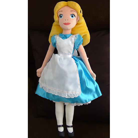 Produsen Boneka Disney Karakter Alice in Wonderland
