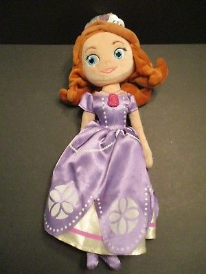 Produsen Boneka Custom Disney Karakter Sophia