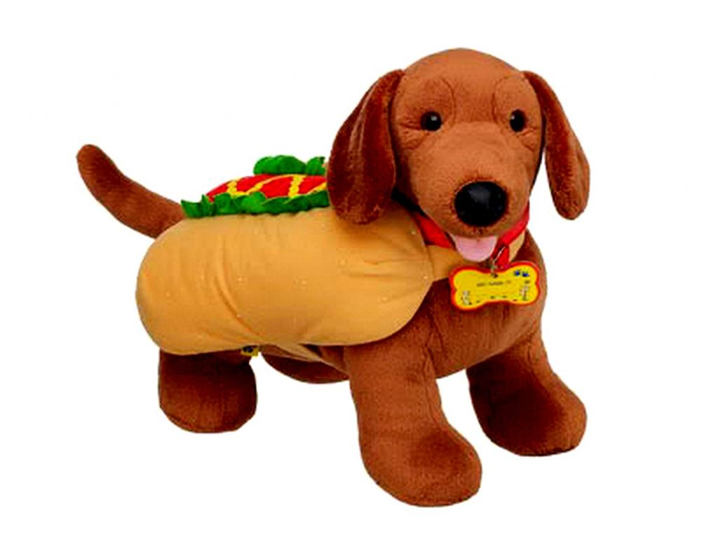 Produsen Boneka Custom Hot Dog Lucu