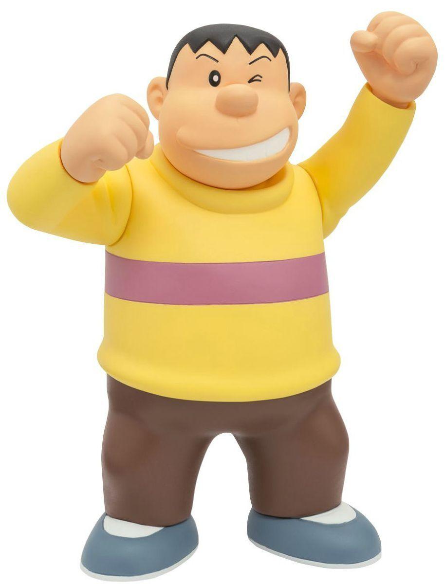 Produsen Boneka Serial Doraemon Karakter Gian