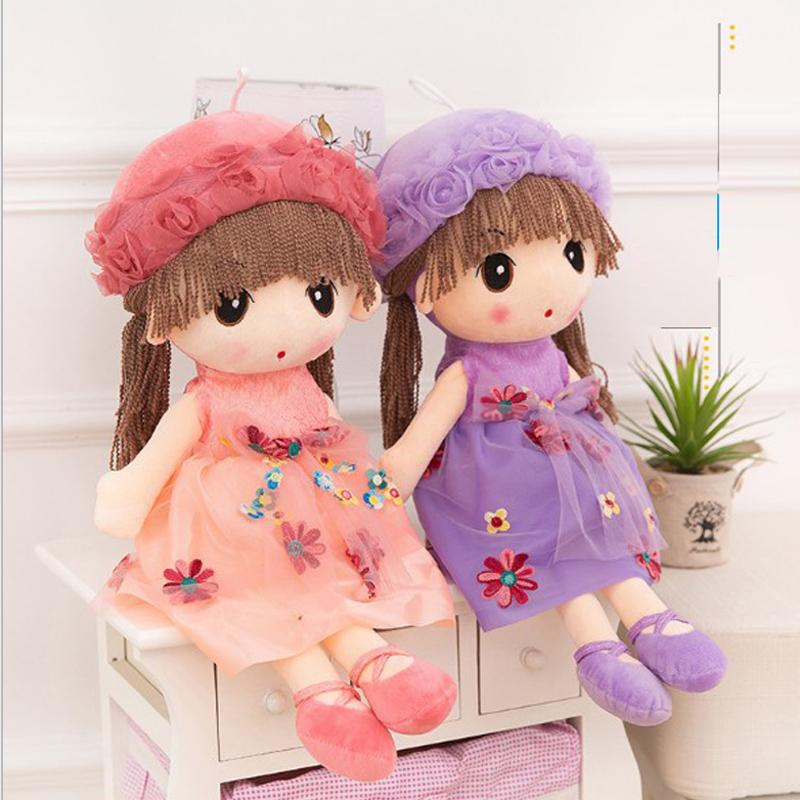 Membuat Boneka Beautiful Twin Girls Velboa