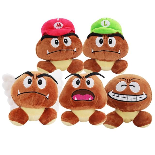 Uniknya Paket Boneka Game Super Mario