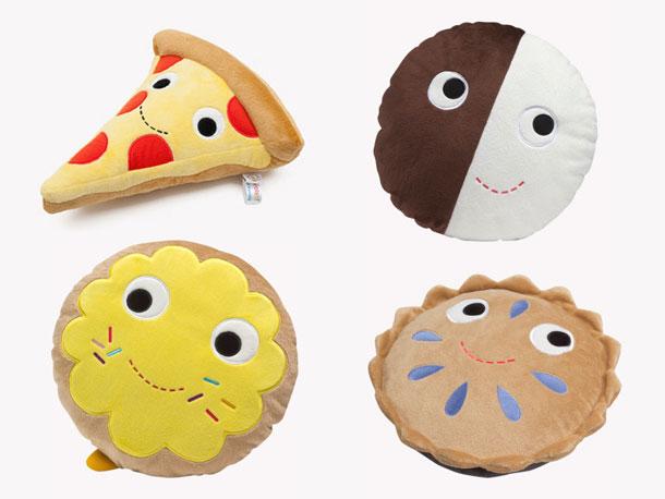 Lucunya Boneka Cookies Imut dari Kain Velboa