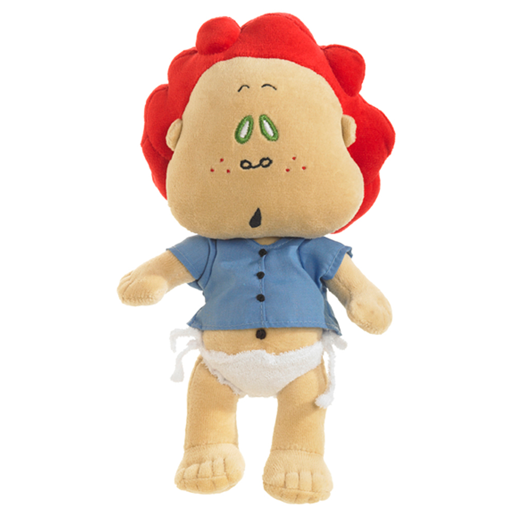 Koleksi Boneka Plush Poppy untuk Baby Boy