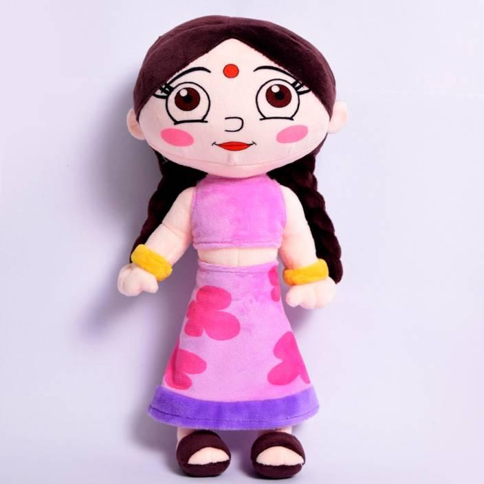 Boneka Chutki Gadis India Unik