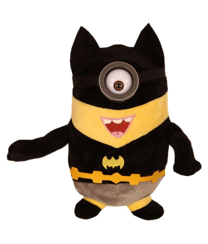 Boneka Minion Batman Unik Kekinian