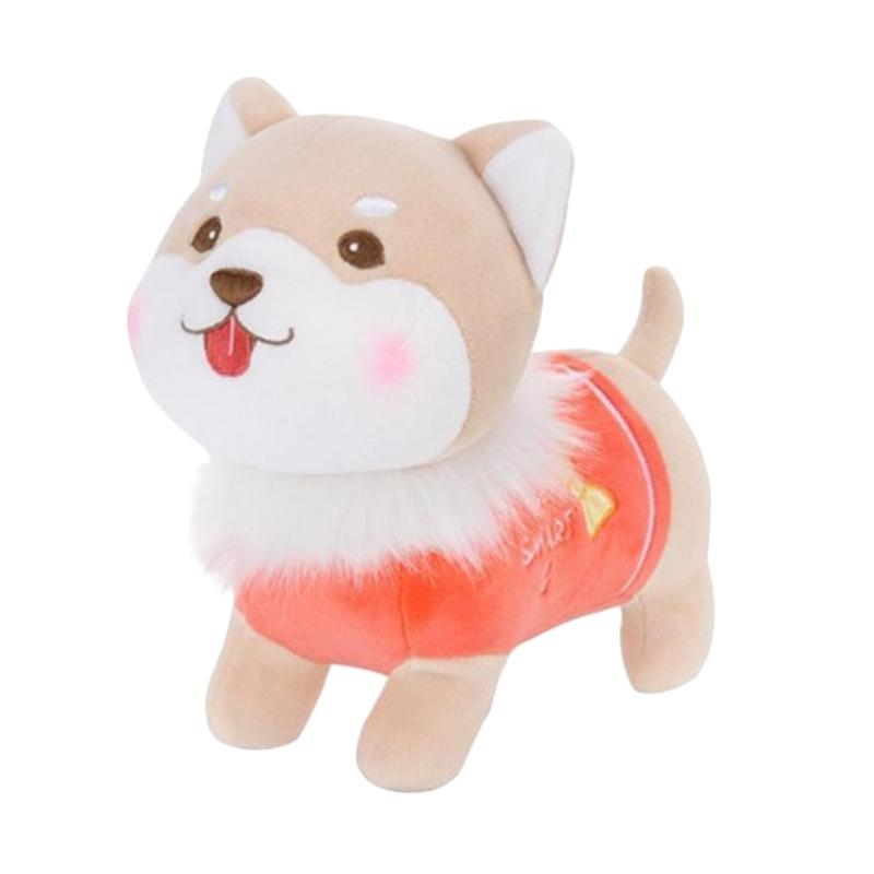 Little Puppy Plush Toy Cute