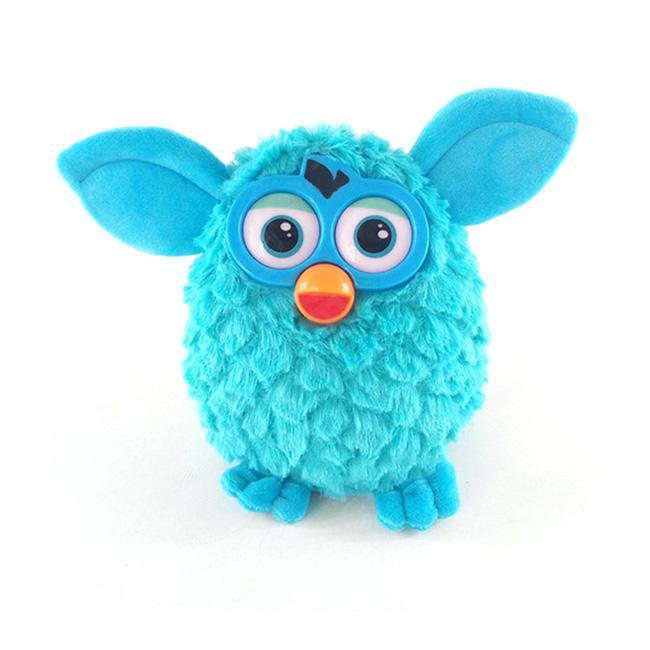 Owl Plush Doll Rasfur Unik