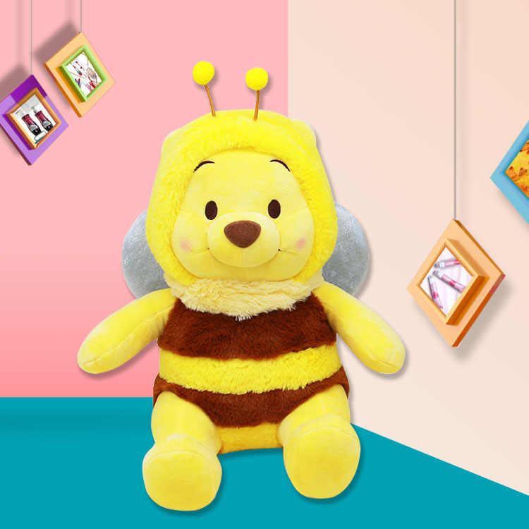 Cute Bee Plush Toys Kekinian