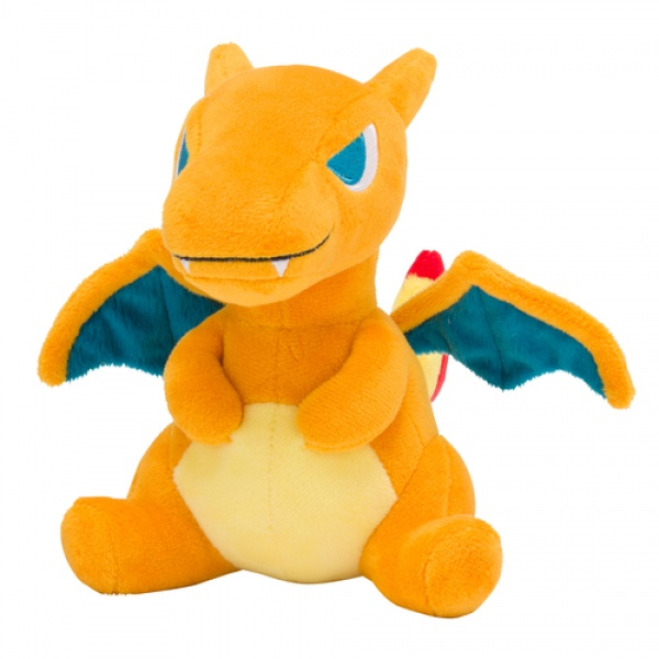 Orange Dragon Plush Toys