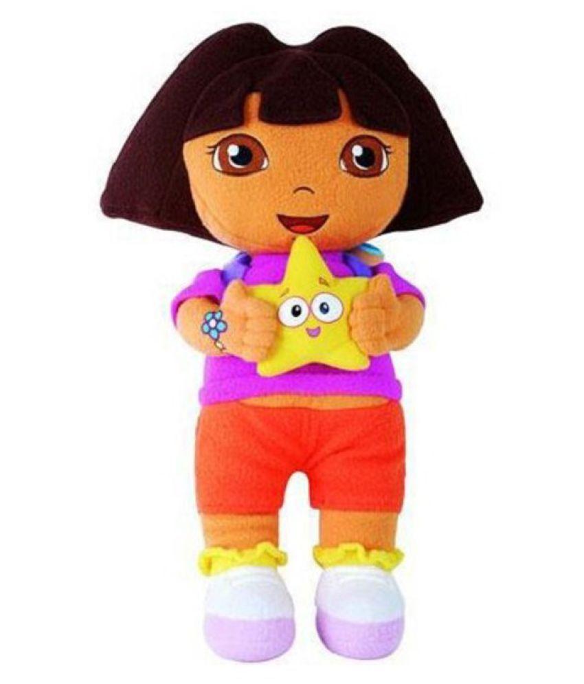 Dora the Explorer Animation Stuffed Toy