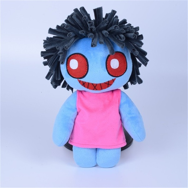 Funny Halloween Ghost Plush Doll