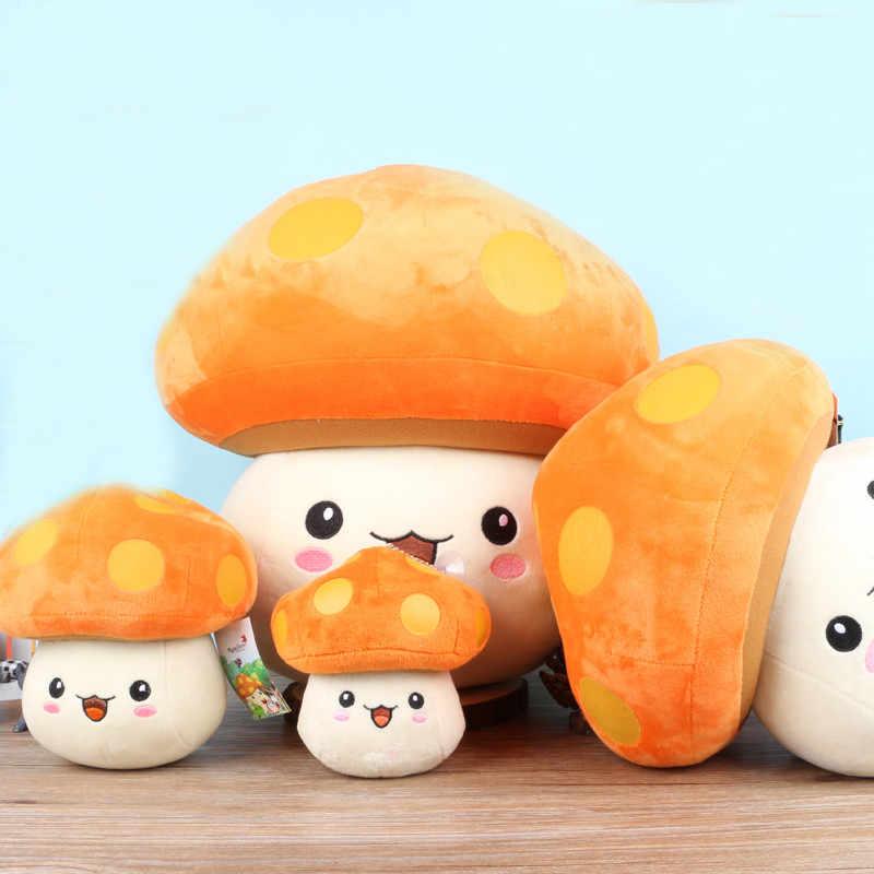 Mushrooms Plush Toys Unik dan Kekinian