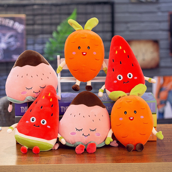 Fruits Plush Toy in Relax Mode