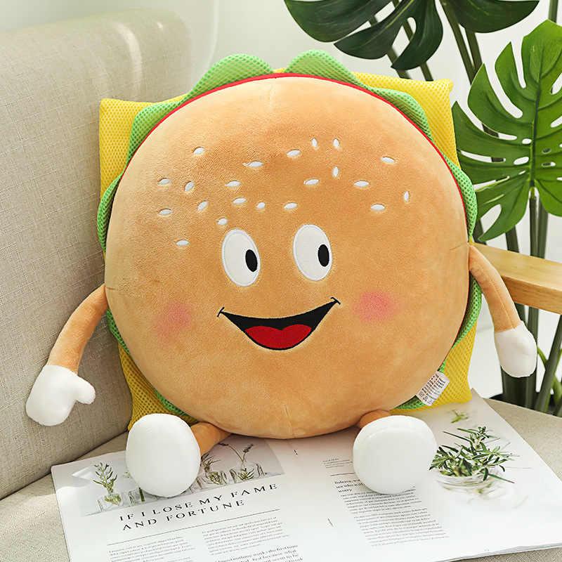 Chill Burger Cute Plush Toy