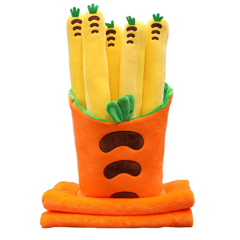 Cute French Fries in Unique Bouquet