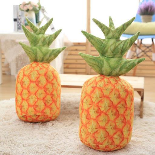 Pineapple Pillow Custom for Kids