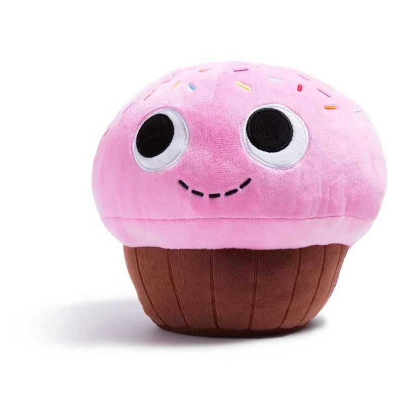 Sweet Pink Cupcake Plush Toys