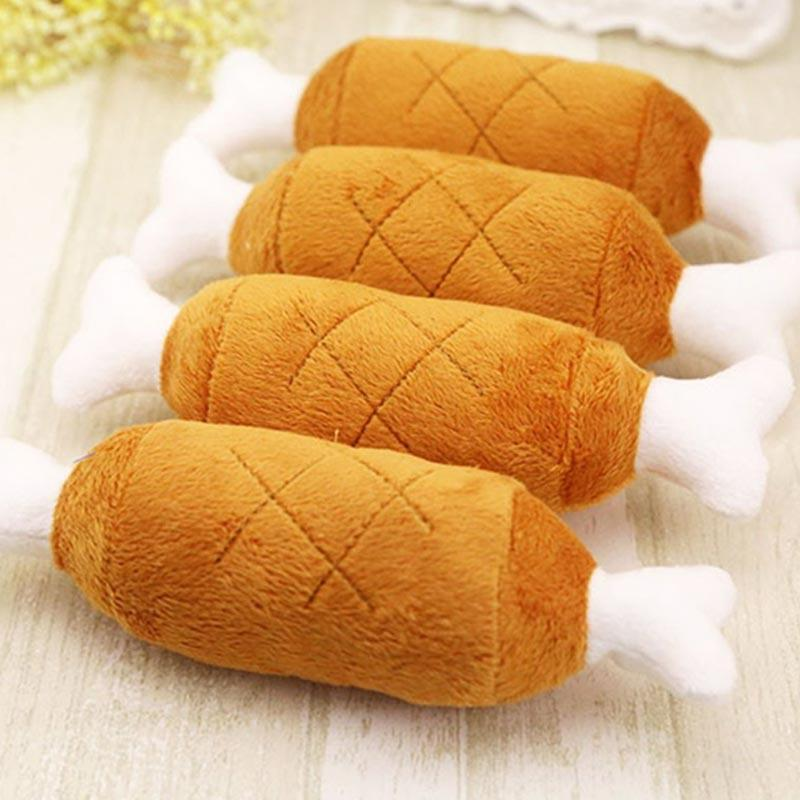 Crunchy Chicken Legs Plush Toys