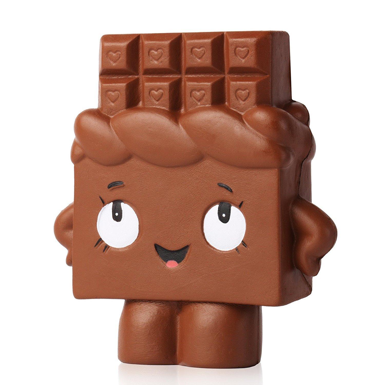Cute Chocolate Plush Toys Unik