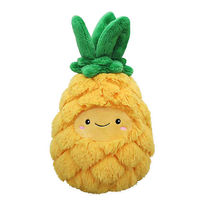 Pineapple Plush Toy Bahan Rasfur