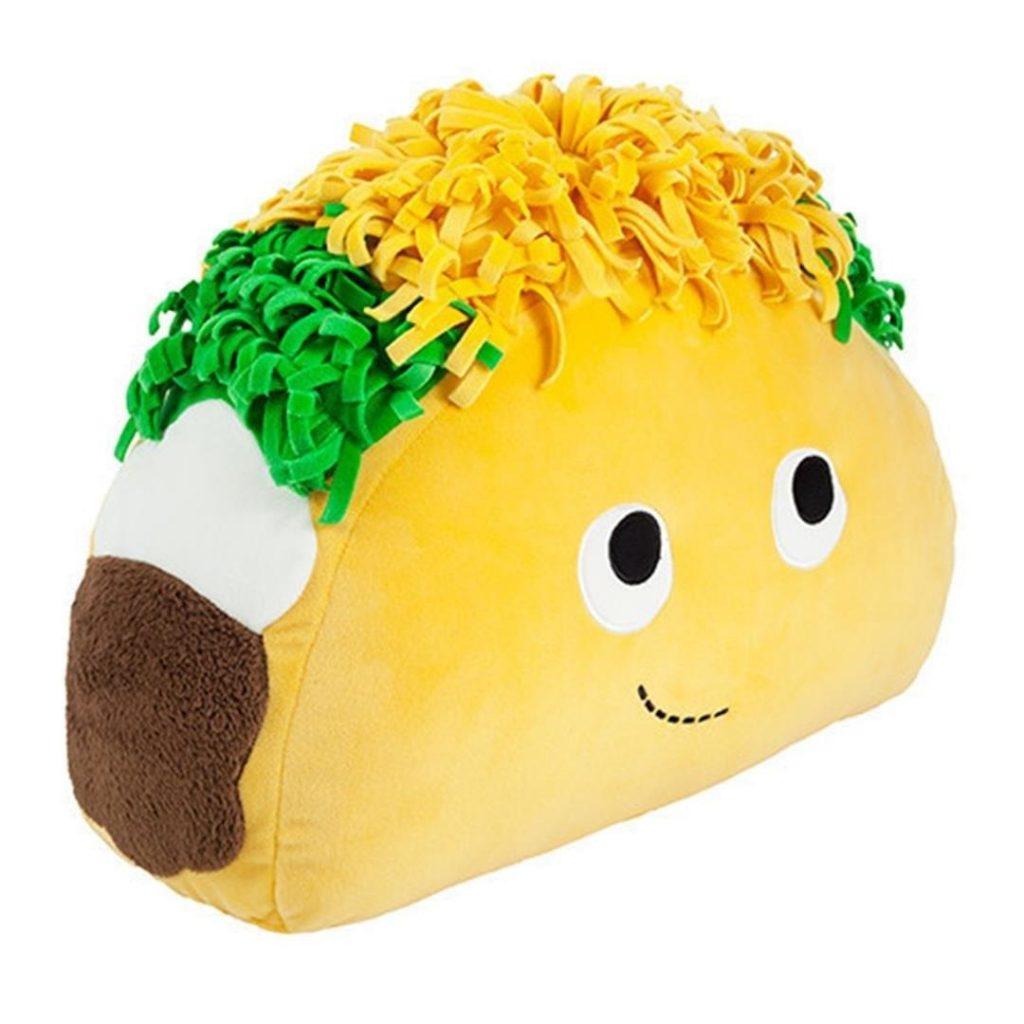 Taco Plush Toy Unik Kekinian