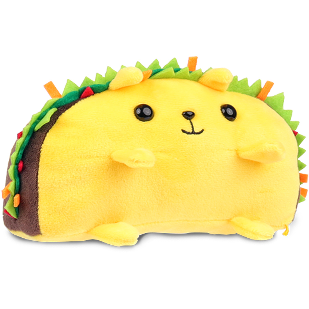 Cute Yellow Taco Cat Unik